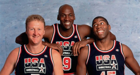 Larry-bird-michael-jordan-and-magic-johnson-in-a-photo-shootout-for-92-olympics-1992-590x316_original_original