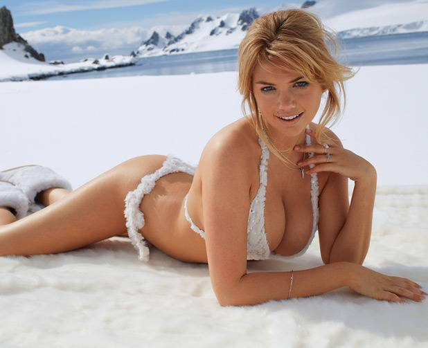 Sports Illustrated Swimsuit 2013: Kate Upton Is Ideal Candidate for