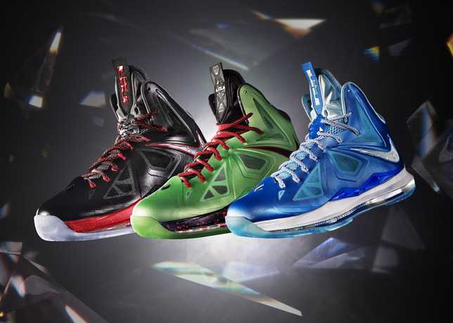 all lebron james sneakers