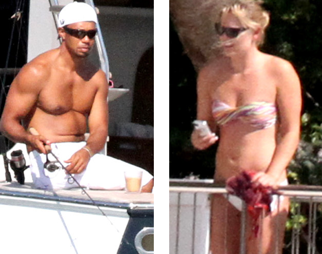 Lindsey Vonn And Tiger Woods YachtLindsey Vonn Tiger Woods Yacht