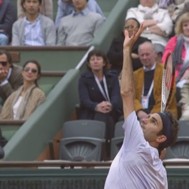 French Open 2013 Biggest Winners From Week 1 At Roland: French Open Results 2013: Day 1 Scores, Highlights And