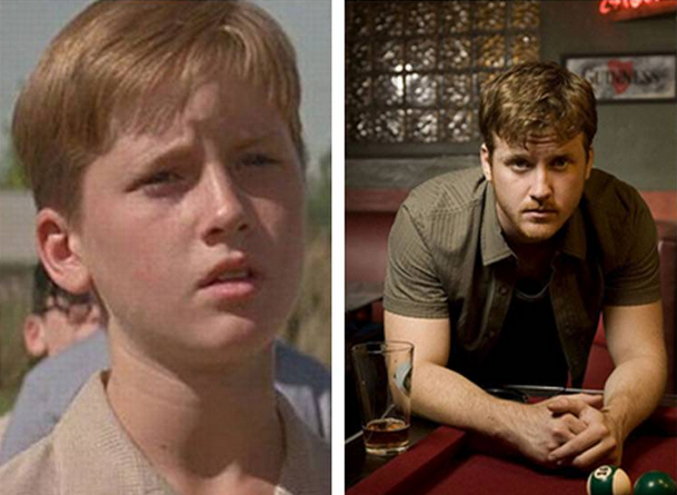 The Sandlot Then And Now 2014