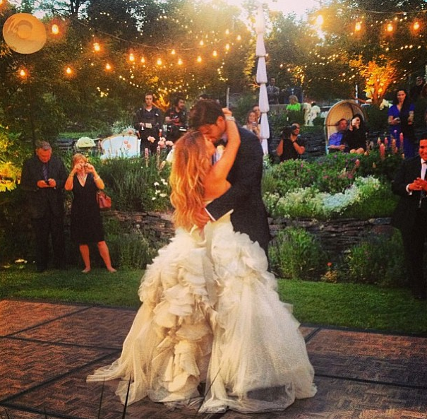 Jessie James Eric Decker Wedding Date