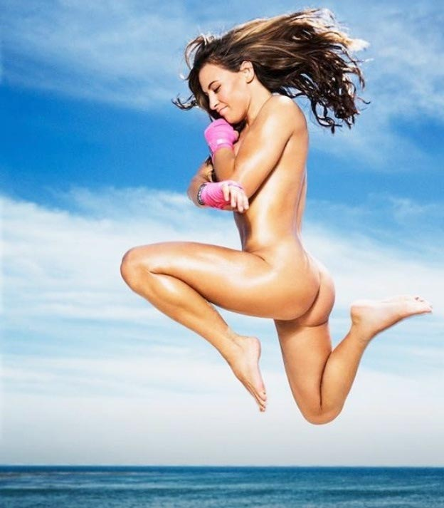 The Body Issue Photos Rousey