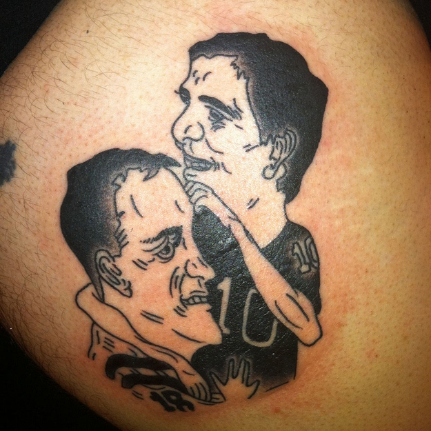 Ronda Rousey Tattoo: Ronda Rousey Fan Tattoo Will Haunt Your Dreams And Feed On
