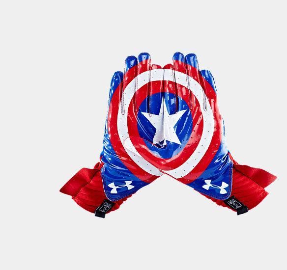 Under Armour Superhero Cleats Spiderman Under Armour Introduce...