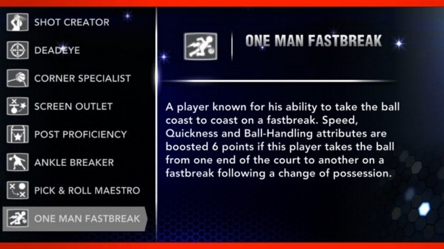 nba 2k13 how to choose player signature skills