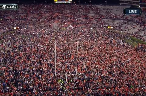 Alabama vs. Auburn Iron Bowl 2013: Live Score, Highlights and Analysis