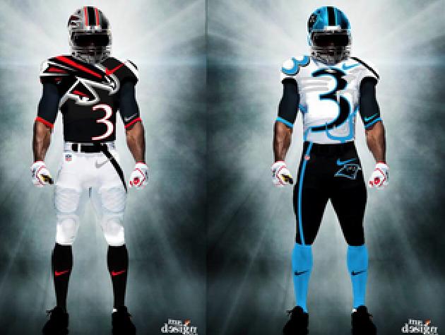 b223ed6de NFL Jersey Redesigned By Mr. Design Junkie  VIDEO . Source  Mr.DesignJunkie