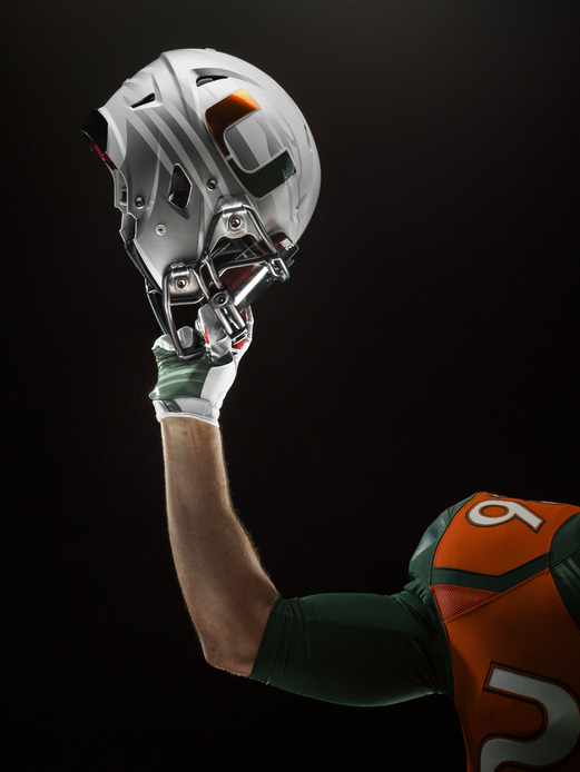 Miami Hurricanes Football Players Go Nuts Over New