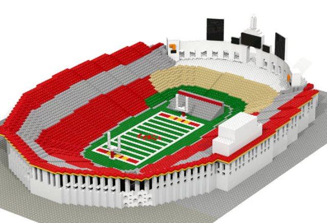 Multiple Big Name College Football Stadium Replicas Get