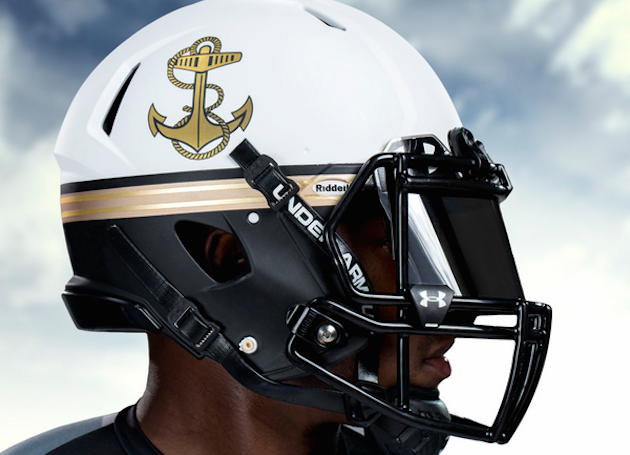 Under Armour Provides Navy with New 'Summer White' Uniforms for Ohio ...