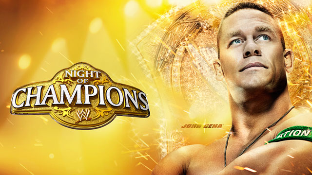 Wwe night of champions event no longer necessary in current wwe climate bleacher report - Night of champions 2010 match card ...