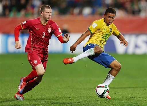 Man City signs young Brazilian to continue recruitment drive