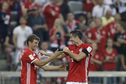Bayern Munich 6-0 SV Werder Bremen