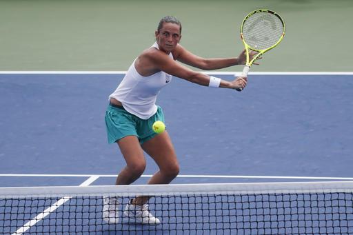 Serena's top ranking under threat at US Open