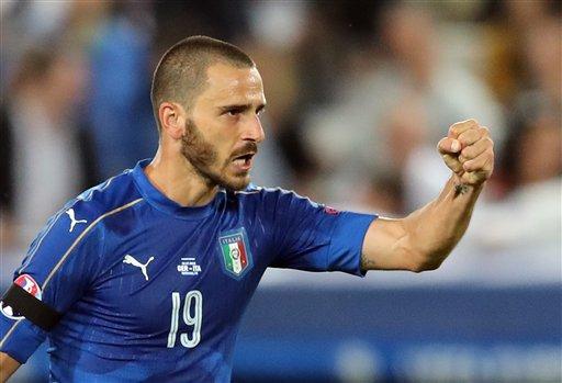 Leonardo Bonucci admits he was tempted by Premier League