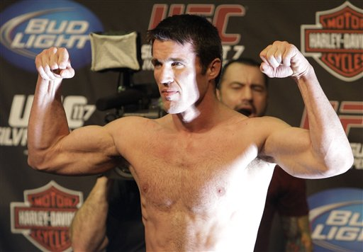 Chael Sonnen returns to MMA with Bellator — APNewsBreak