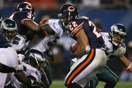 Matt Forte vs. Eagles
