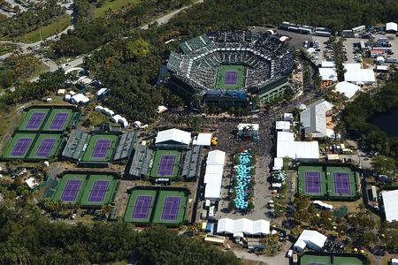 Resultado de imagen de crandon park tennis center