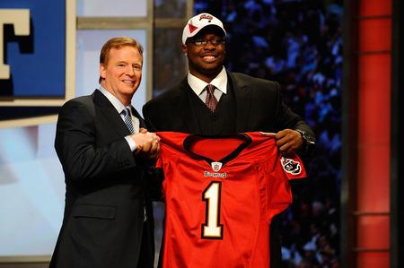 Gerald McCoy, 2010 NFL Draft