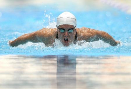 womens 200 m butterfly