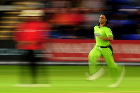 Fast Bowling
