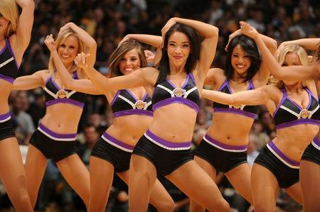 LA Lakers Cheerleaders