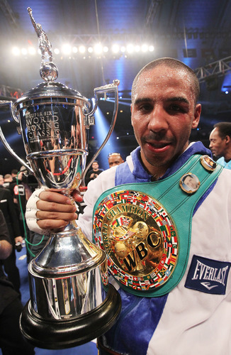 REALCOMBATMEDIA'S 2011 FIGHTER OF THE YEAR – ANDRE WARD 2011