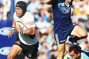 Sharks Starting To Dominate the Super 14