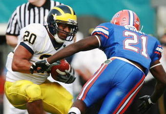 Former Michigan RB Mike Hart: A Then and Now Perspective ...
