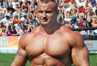 Worlds Strongest Man Takes Up MMA Looks To Fight Fedor Emelianenko