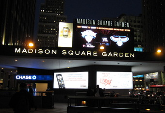Stadium Journey Review Madison Square Garden Home Of The New York Knicks Bleacher Report