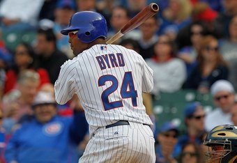 Should the Chicago Cubs Trade Marlon Byrd?