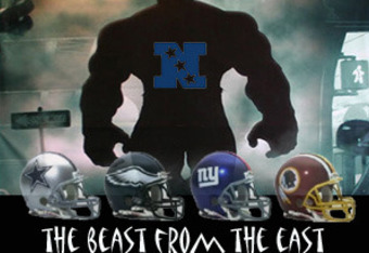 NFC East Beast