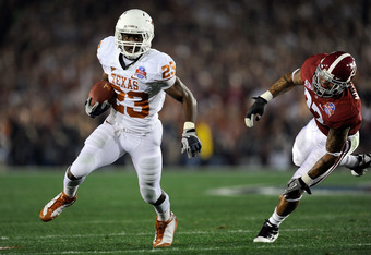 Why Texas Running Back Issues Could Cost Longhorns a National Championship