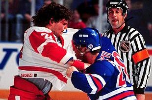 Bob Probert, Legendary Tough Guy, Dead at Age 45