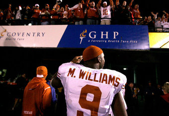 Texas Longhorns: Why Malcolm Williams Play is Essential to Success