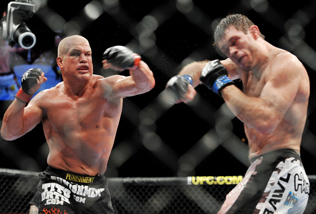 5 Fights the UFC Must Schedule in 2012
