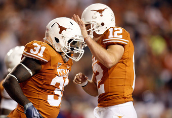 Why Cody Johnson Is The Answer For Mack Brown And The Texas Longhorns