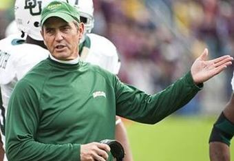 Art Briles is smart, won't criticize the SEC.