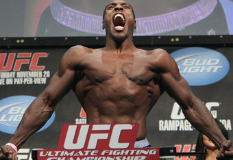 UFC 123 Results - Phil Davis Breaks Out The Mr. Wonderful Against ...