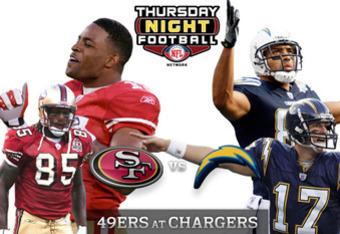 Thursday Night Fantasy Football San Francisco 49ers At