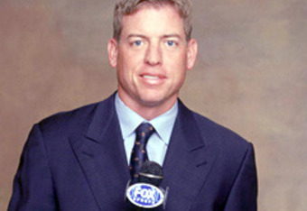 troy aikman family