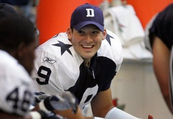Dallas Cowboys: What We Can Expect From Tony Romo in 2011