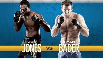 Mr Bones Vs Lord Bader: Breaking Down Jon Jones Vs Ryan Bader   Bleacher Report