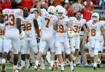 Texas Football: Should the Longhorns Consider Independence If BYU Succeeds?