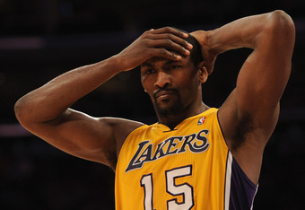 Ron Artest: Artest May Be on the Block, But Why Would Anybody Want Him?   Bleacher Report