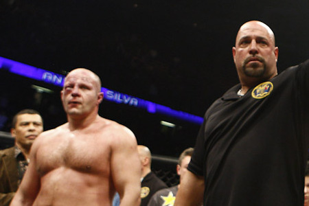 Strikeforce Fedor vs. Silva Results: Coker Wants To Put Fedor Back In Tournament