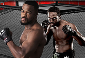Jon Jones vs. Rashad Evans and the Ultimate Test of Champions ...